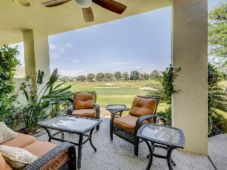 Updated condo right on the golf course w/ shared pool and hot tub - La Quinta vacation rentals