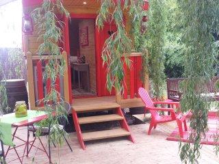 La roulotte de Mara, au Clos d'Any - Fontet vacation rentals