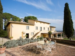 Villa Cortona - Luxury villa with private pool - Cortona vacation rentals