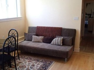 Beautiful, Fully Furnished 1 Bedroom Apartment - Near USF - San Francisco vacation rentals