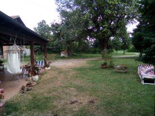 Ampia taverna ristrutturata nel parco - Castel San Pietro Terme vacation rentals