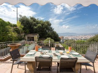La Californie Villa, Superb Cannes Rental with a Pool, Sauna, Grill - Cannes vacation rentals