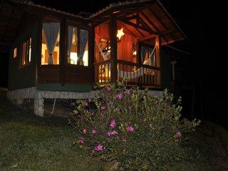Um chalé requintado em uma região mágica - Visconde de Maua vacation rentals
