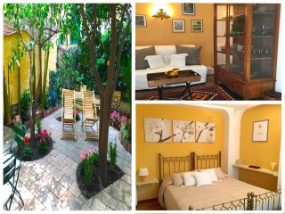 CASA VARÒ with garden.FREE PARKING with 1week stay - Taormina vacation rentals