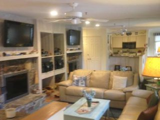 Cozy 2 bedroom Stratton Mountain Condo with Internet Access - Stratton Mountain vacation rentals