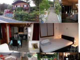 Maison de style chalet en Fagne, près des Ardennes - Philippeville vacation rentals