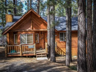 Charming House with Central Heating and Fireplace - Big Bear City vacation rentals
