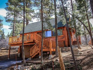 Beautiful House with Central Heating and Fireplace - Big Bear City vacation rentals