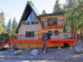 Charming House with Hot Tub and Central Heating - Big Bear Lake vacation rentals