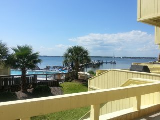 Newly Renovated .View Water From Balcony & Deck. - Navarre vacation rentals