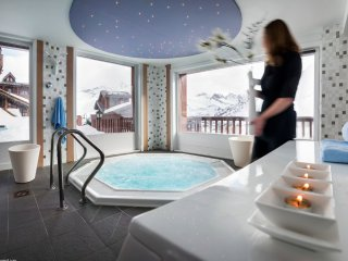 Perfect Tignes Apartment rental with Shared Outdoor Pool - Tignes vacation rentals