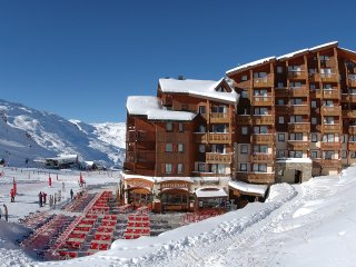 Comfortable 2 bedroom Vacation Rental in Val Thorens - Val Thorens vacation rentals