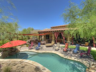 Spectacular Estate with Pool, Bar, Theatre, & GOLF - Scottsdale vacation rentals
