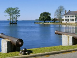 Waterside Capital Resort in Edenton NC New Villas - Edenton vacation rentals