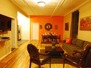 #8619 Stylish and spacious 4 bedroom/2 bathroom - Manhattan vacation rentals