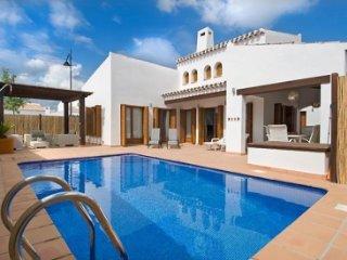 Beautiful 3 bedroom Murcia Villa with Internet Access - Murcia vacation rentals