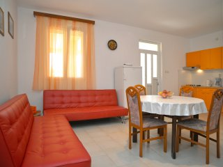 Apartments Branka- Two Bedroom Apartment with Terrace (Orange) - Murter vacation rentals
