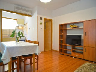 Apartments Branka- One Bedroom Apartment with Terrace (Yellow) - Murter vacation rentals