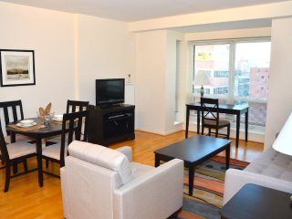 Sophisticated 1 Bedroom Apartment in Quincy With Fitness Center - Quincy vacation rentals