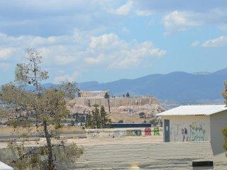 Amazing Panorama view near metro/tram - Athens vacation rentals