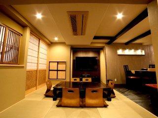 Kumo Machiya Stay-Kamogawa 雲.小川 - Kyoto vacation rentals