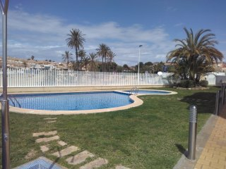 Stunning vistas across the sea and mountains. - Puerto de Mazarron vacation rentals