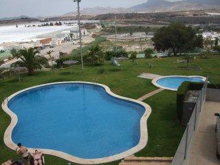 Heart of the port w/ incredible vistas - Puerto de Mazarron vacation rentals