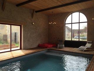 domaine  grande capacité piscine intérieure - Tournon-Saint-Martin vacation rentals