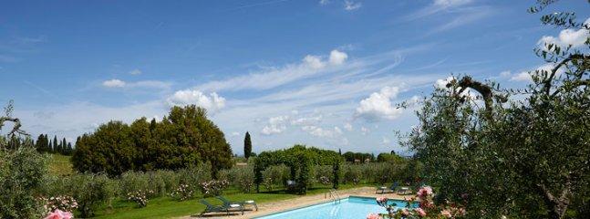swimming pool - palazzuolo - Tavarnelle Val di Pesa - rentals