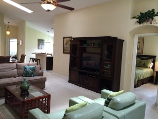 Disney 5 Bedroom Pool/Spa Home Sleeps 12! - Clermont vacation rentals