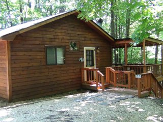 Mountain Getaway Peaceful Cute & Cozy Cabin - Unplug Unwind & Relax - Sautee Nacoochee vacation rentals
