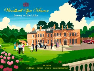 Woodhall Spa Manor - Stylish Secret Escape - Woodhall Spa vacation rentals