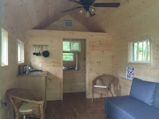 WOODSTOCK TINY HOUSE - Outdoor Shower, A/C, Wifi - Woodstock vacation rentals