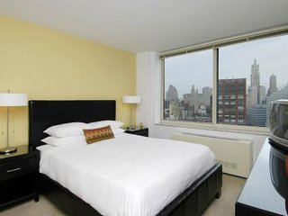 Furnished 1-Bedroom Apartment at Chambers St & North End Ave New York - New York City vacation rentals