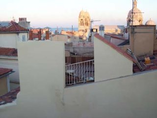 studio meublé dans le Marseille historique - Marseille vacation rentals