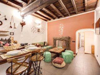 Garibaldi Old Soap Factory in Trastevere - Rome vacation rentals