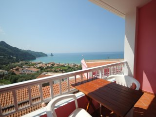 Double Seaview Half-Board Hotel Room + free pickup - Agios Gordios vacation rentals