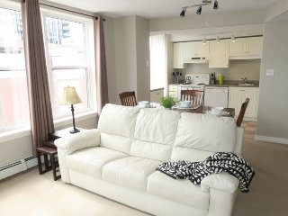 Spectacular Downtown Location; Stylish corner unit in the heart of downtown - Halifax vacation rentals