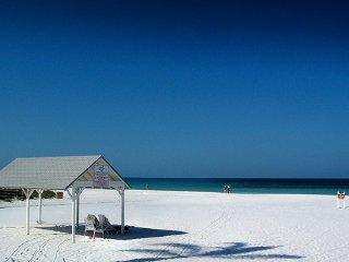 Siesta Key Villa  #1 Beach USA* Gulfside Condo* - Sarasota vacation rentals