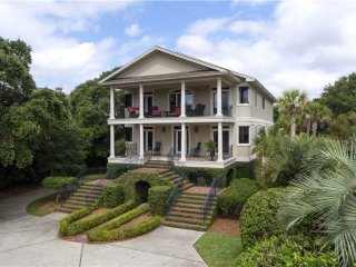 Comfortable 3 bedroom Seabrook Island House with Internet Access - Seabrook Island vacation rentals