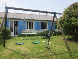 Saint Lunaire maison rez de jardin proche centre - Saint-Lunaire vacation rentals
