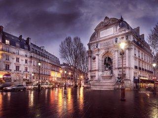 Appartement deux pièces - Quartier Latin - Paris vacation rentals