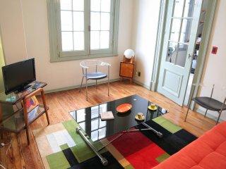 1 Bedroom Apt. - Sarandi, Plaza Matriz - Montevideo vacation rentals
