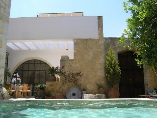 Bright Villa with Internet Access and Television - Maroulas vacation rentals