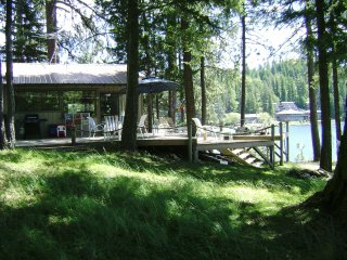 Spectacular Vista, Great Fishing, Fall 30% Off - Hayden Lake vacation rentals