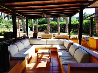 Amazing Villa 5br 5Bt on the beach walk2everything - Punta Ala vacation rentals