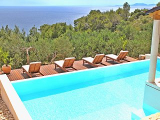 Stunning view 4 bedroom villa flat Bougainvillea - Hvar vacation rentals