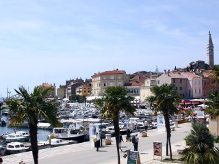 Amazing View on Rovinj's Port - Rovinj vacation rentals