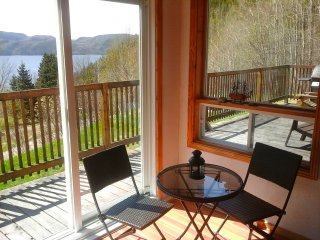 Splendide Panorama Fjord Saguenay - Sainte-Rose-du-Nord vacation rentals