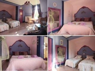 Chambre d'hotes Les Anges La mare aux bambous - Saint-Aignan vacation rentals